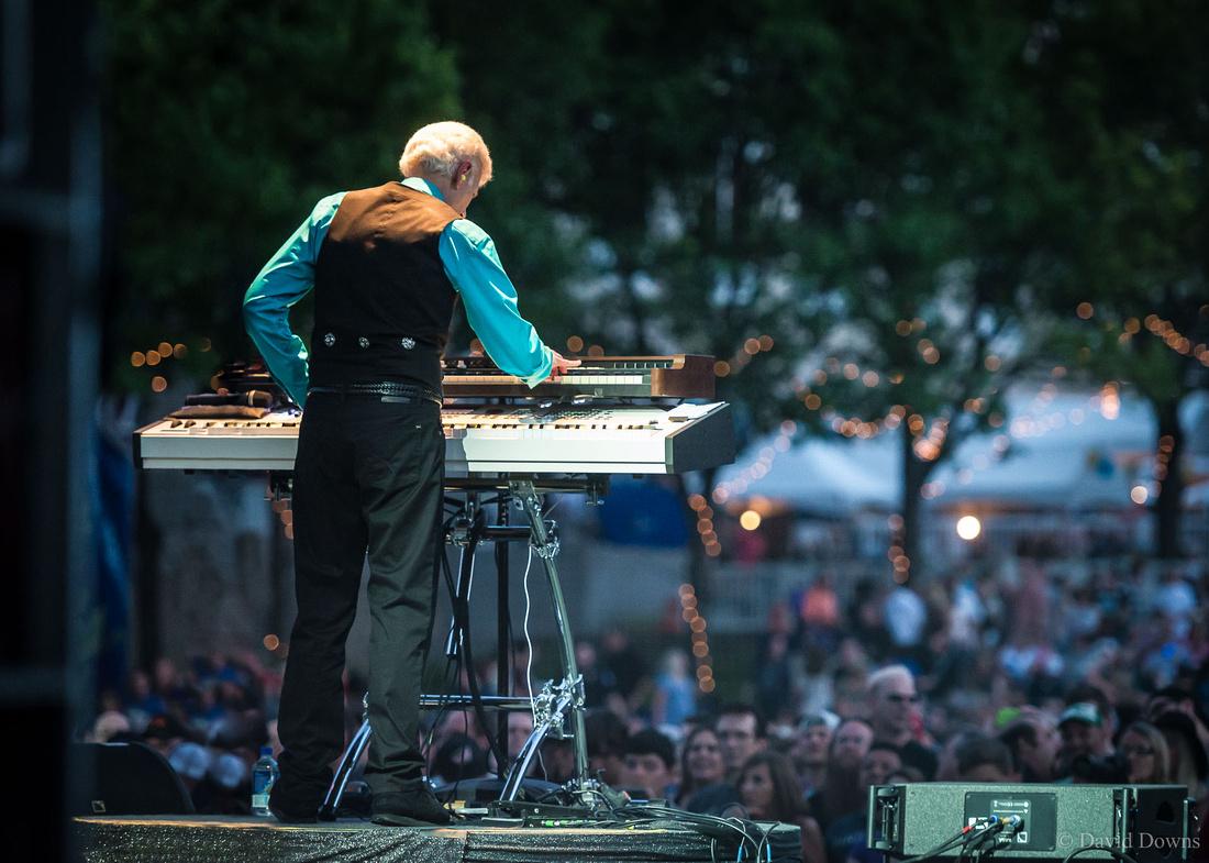 Artist at Keyboard